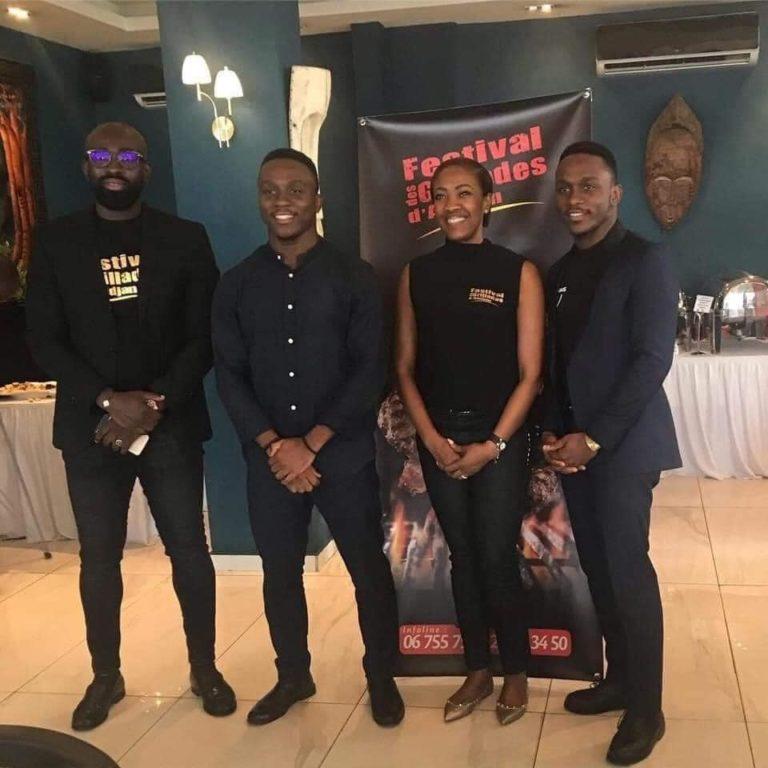 Les frères Bagui dans l'entrepreneuriat.